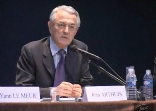 Analyse de la situation des finances publiques par Jean Arthuis, PLF 2008