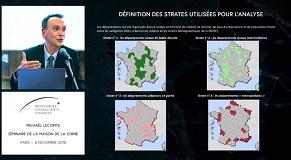 Video sur l'analyse financiere des departements, PLF 2019, Michaël Lecomte