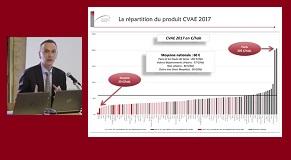 Video sur la CVAE des departements, PLF 2018, Michaël Lecomte