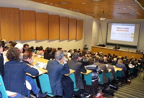 Conference de Yann Le Meur à la fac éco Rennes sur la DGF et la réforme fiscale