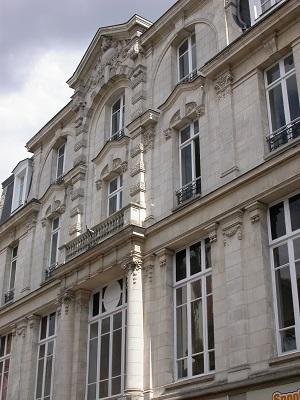 Locaux Ressources Consultants Finances, agence Rennes