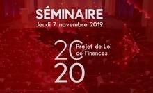Video de presentation du seminaire RCF sur le PLF 2020 par Yann Le Meur