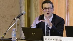 Video sur le redressement des finances publiques, Projet de Loi de Finances 2017, Jeremy Chaigneau