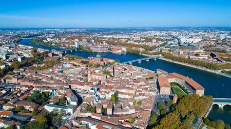 Photo de Toulouse pour illustrer les références du logiciel d'observation territoriale Reperes