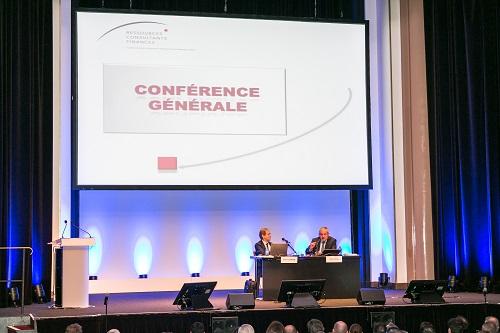 Yann Le Meur et Eric Julla présentent le seminaire RCF sur le Projet de Loi de Finances