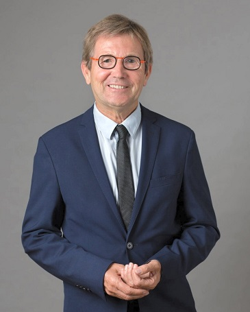 Photo Yann Le Meur, P-DG, directeur general de RCF