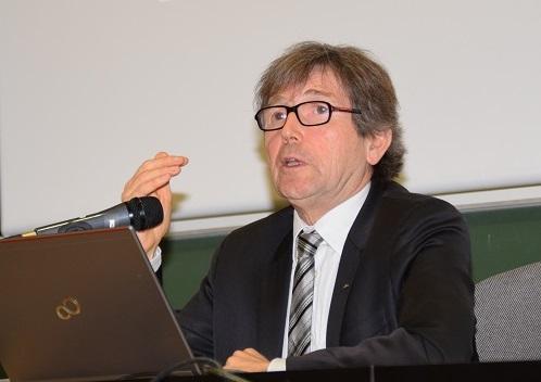 Conference de Yann Le Meur à Paris sur l'avenir des finances locales
