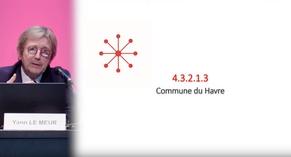 Effet de la réforme fiscale de la taxe d'habitation pour la ville du Havre